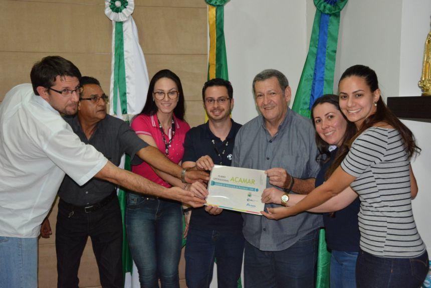 Plano de valorização de recicláveis é apresentado ao prefeito