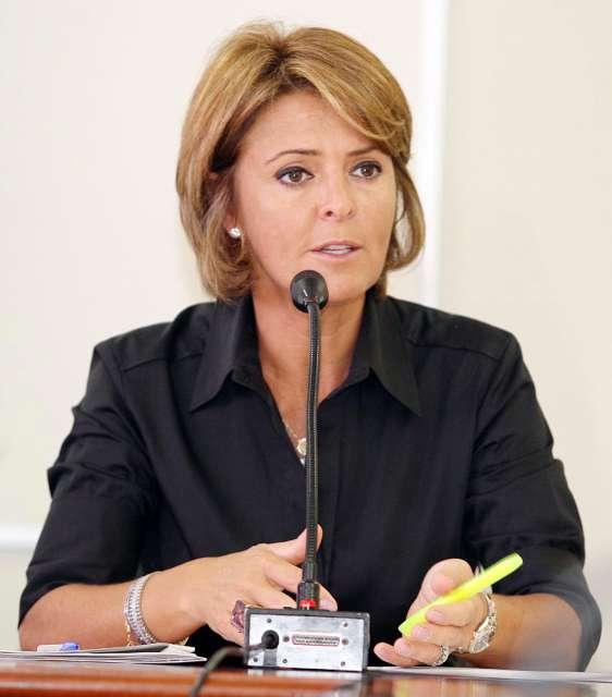 Fernanda Richa será recepcionada no salão da Paróquia Nossa senhora do Carmo