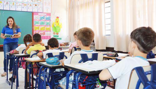 Começam as matrículas de novos alunos na rede municipal