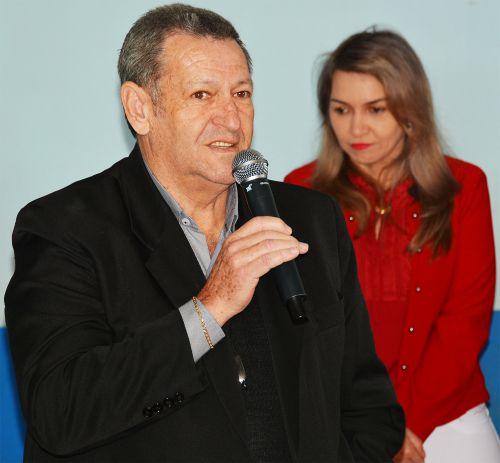 Quase 30% do orçamento do Município é investido em educação e melhorando, a cada dia, a qualidade do ensino oferecido, diz o prefeito Pegoraro.
