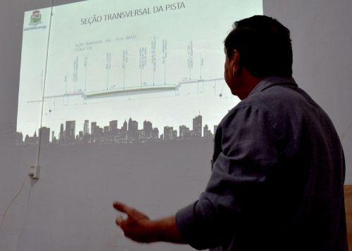 Moradores do Jardim Araçá aprovam projeto para pavimentação