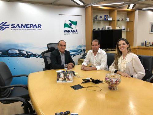 Sanepar anuncia 40 milhões para Assis Chateaubriand