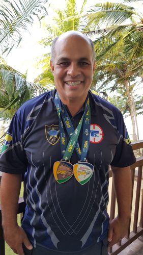 Jefferson Messias é vice-campeão Brasileiro