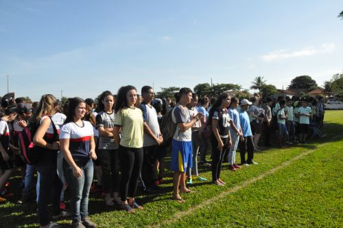 Núcleo Regional de Educação promove Jogos Intercolegiais do Campo