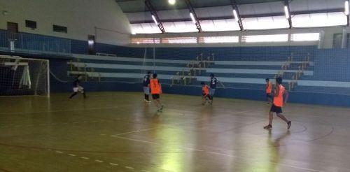 Futsal de base disputa Copa Talentos em Ação