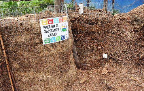 Educação sustentável: Assis Chateaubriand desenvolve Programa de Compostagem nas escolas