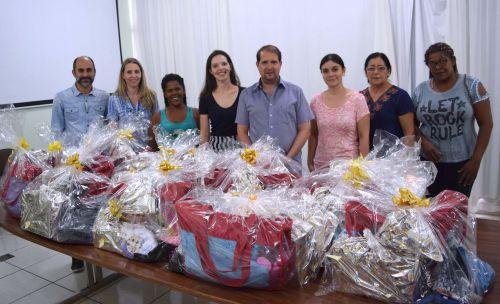 Município de Assis realiza entrega de material de higiene para Casa Lar