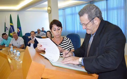 Pegoraro tem contas aprovadas, sem ressalvas, pelo Tribunal e Câmara de Vereadores