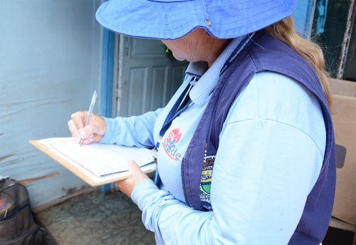 Assis realiza segundo LIRAa da dengue em 2019