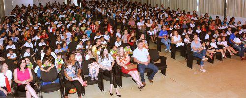 Projeto de Leitura é encerrado com sucesso nas escolas e CMEIs de Assis