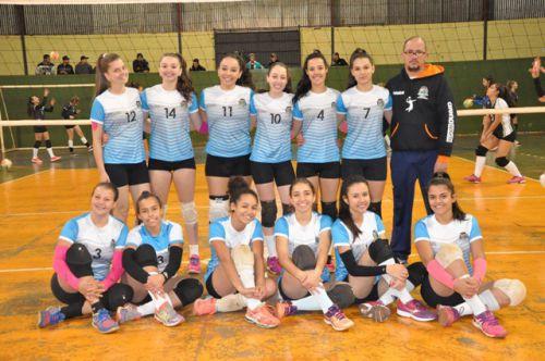 Assis Chateaubriand classifica quatro equipes para a segunda fase dos Jogos da Juventude