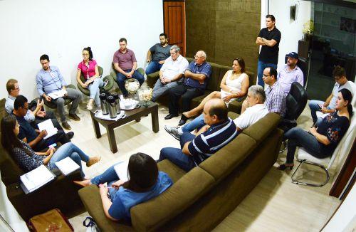 Governo Municipal ajusta estratégia com Itaipu para novos investimentos