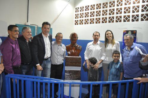 Abertura dos Jogos da Juventude marca reinauguração do GETAN