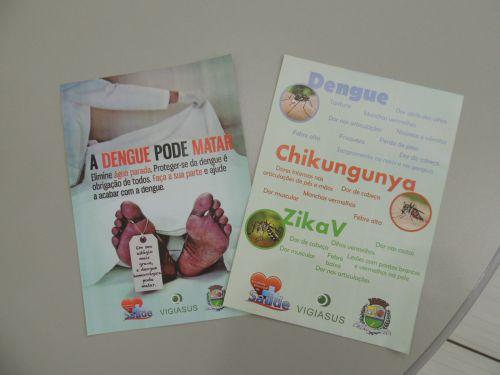 Comitê da Dengue realiza reunião e traça ações para verão