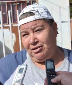 """Fabiana Dias, moradora do Jardim Bela Vista: """"Jamais esperava que essa obra um dia se tornasse realidade"""""""