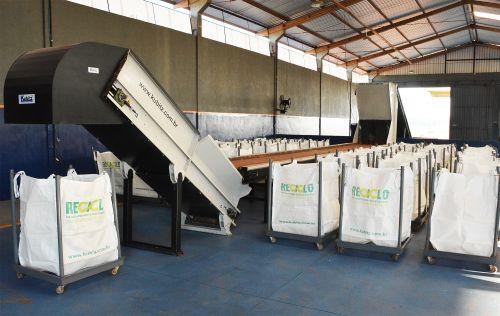 Município de Assis inaugura Unidade de Valorização de Recicláveis