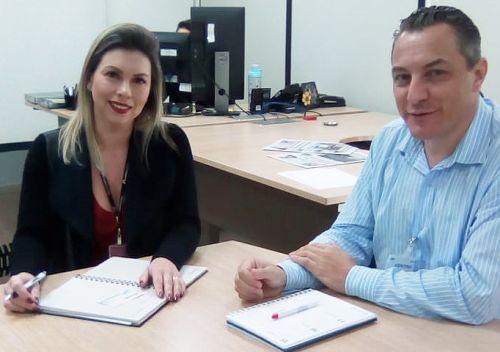 Secretaria de Saúde alinha novos projetos com a Itaipu