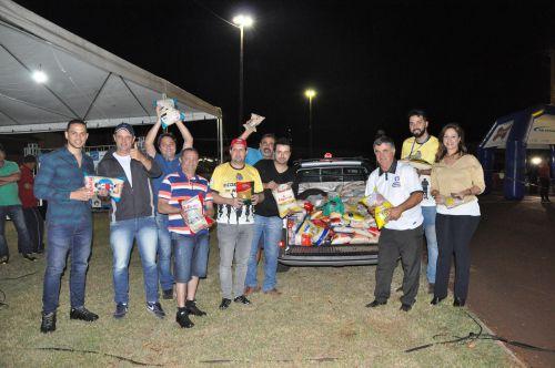 Atletas de Toledo dominaram a 2ª Corrida Noturna Beneficente Morada Amiga