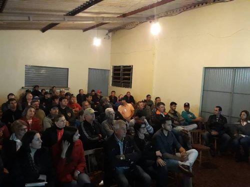 Itaipu apresenta projeto em São Pedro