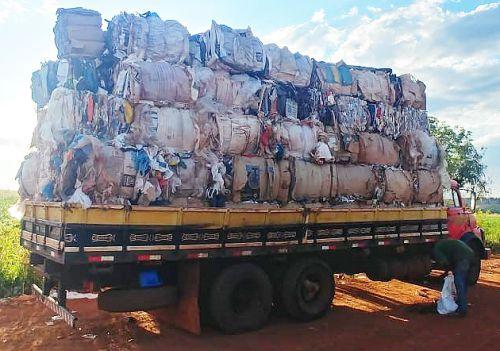 ACAMAR comercializou 38 toneladas de reciclados em janeiro