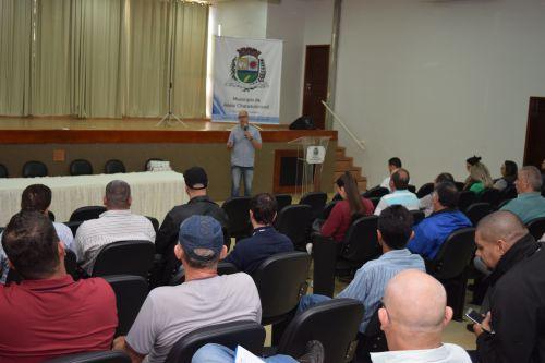 Seminário Policultivo de Tilápias e Camarões é realizado em Assis