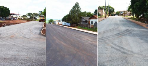 Obras em Assis: Pavimentação avança no Mini Parque Industrial