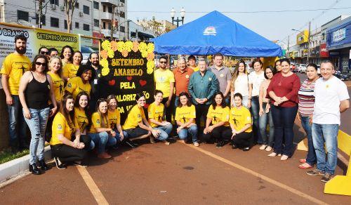 Assis realiza Dia D Contra a Dengue e Sarampo e mobilização de prevenção à Aids