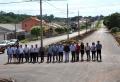 Depois de 20 anos de espera, parceria entre o município e os moradores do Jardim Paraná garante asfalto no bairro
