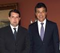 Marcel Micheletto e Beto Richa: uma parceria que rendeu resultados positivos ao longo deste ano