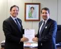O chefe de Relações Institucionais, da vice-presidência da república  Rodrigo Rocha Loures comprometeu-se na liberação junto ao Ministério do Turismo investimentos na ordem de R$ 2 milhões