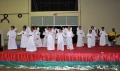 Grupo de crianças da Infância Missionária da Capela São Miguel também se apresentou