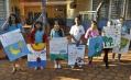 Atividades na Escola Municipal Mercedes Carrilho (Jd. Progresso)