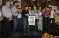 Marcel Micheletto assinou a ordem de serviço ao lado do governador Beto Richa