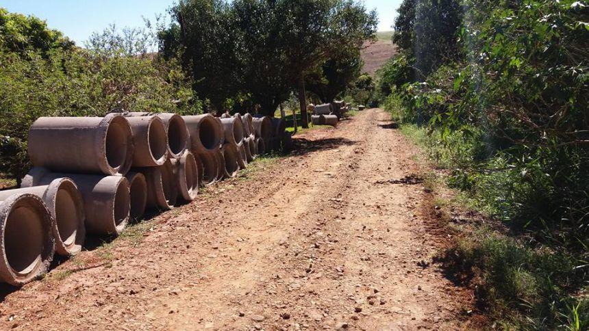 Obras de Galerias de águas pluviais nos Jardins Kielse, Zavatin e Ararucaria são iniciadas