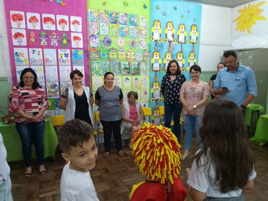 Escola Professora Abgail de Oliveira Guimarães