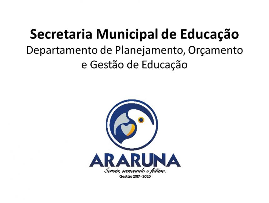 """""""Programa Paraná Saudável"""" contempla a Prefeitura de Araruna com balanças antropométricas digitais."""