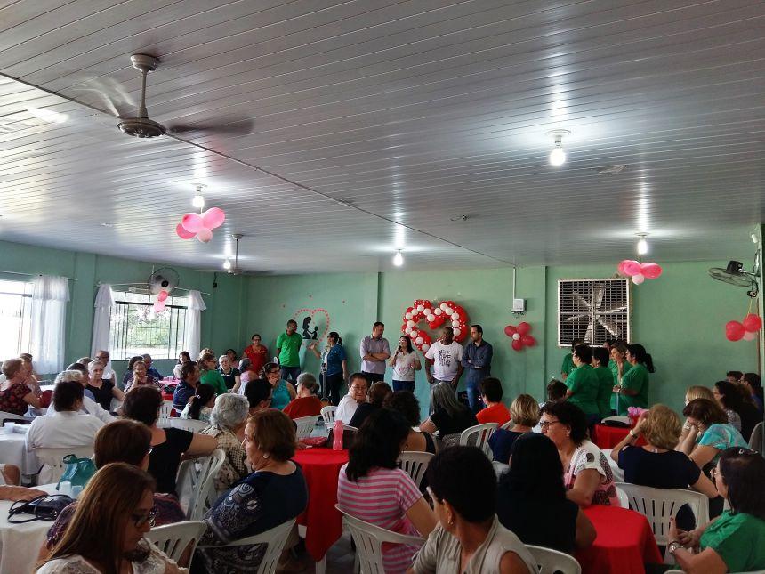 Autoridades fazem abertura das celebrações no CCI. Fotografia: Jhony de Oliveira Lima.