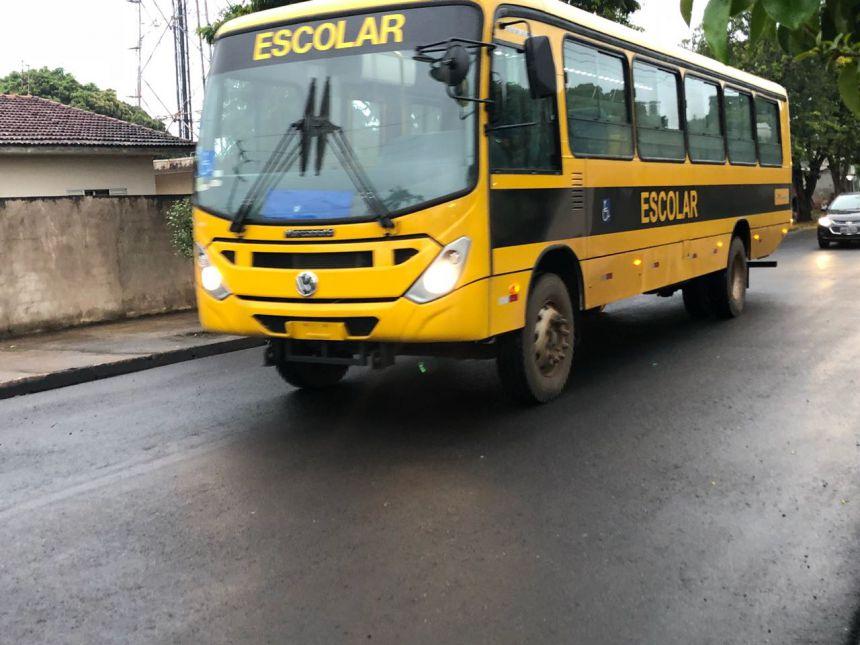 Novo ônibus