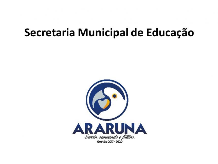 Unidades educacionais de Araruna promovem comemorações juninas ao longo da semana; veja.
