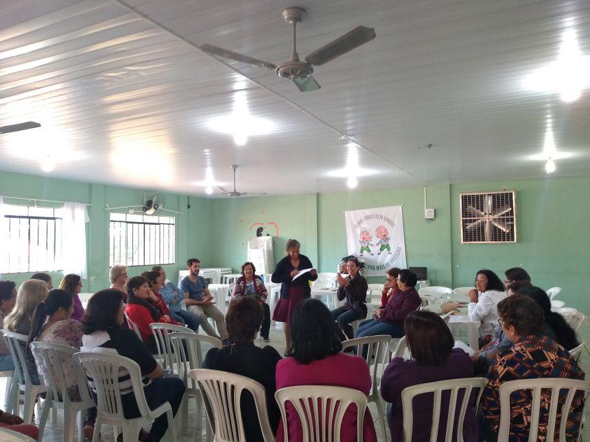 Assistência Social promove reunião do PAIF com idosos
