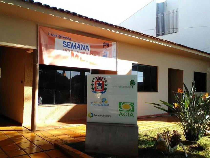 A Sala do Empreendedor fica localizada na Avenida 29 de Novembro, 270, Centro, Sala 04. Fotografia: Jhony de Oliveira Lima.