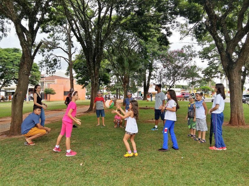 Assistência Social promove ação contra o trabalho infantil