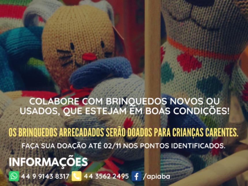 Projeto busca mobilizar a sociedade ararunense. Fotografia: Arte elaborada por Jhony de Oliveira Lima.