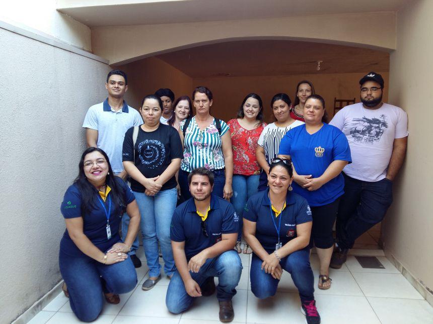 Empresários e cozinheiras da Rede Municipal de Ensino participam de curso. Créditos: Jhony de Oliveira Lima