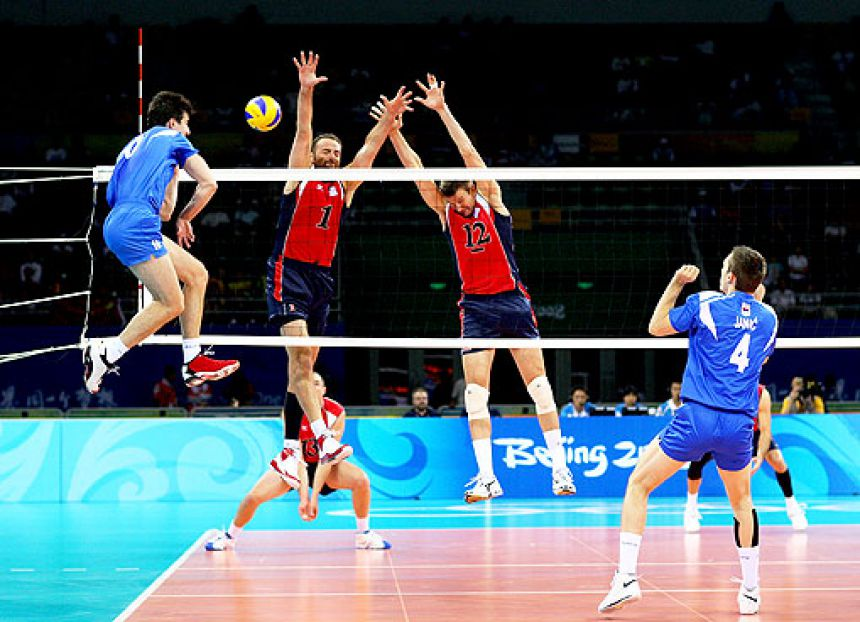Equipes de Voleibol Adulto recrutam novos Atletas