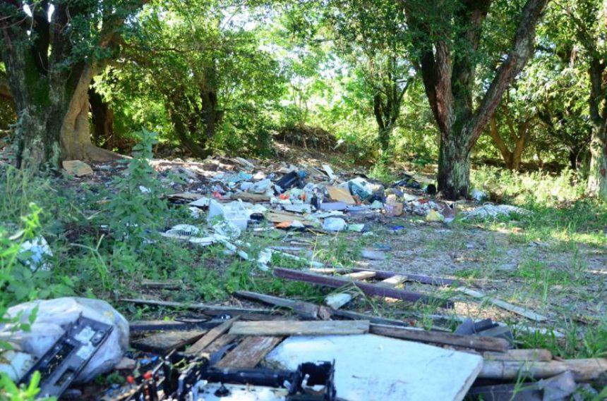 Equipes da Vigilância Sanitária e Endemias pedem ajuda da população no combate ao descarte irregular de resíduos