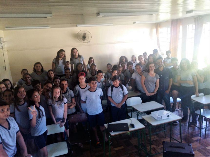 Escola Estadual promove capacitação para Conferência Nacional Infantojuvenil pelo Meio Ambiente