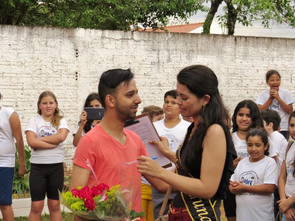 Homenagem a Miss Araruna 2014