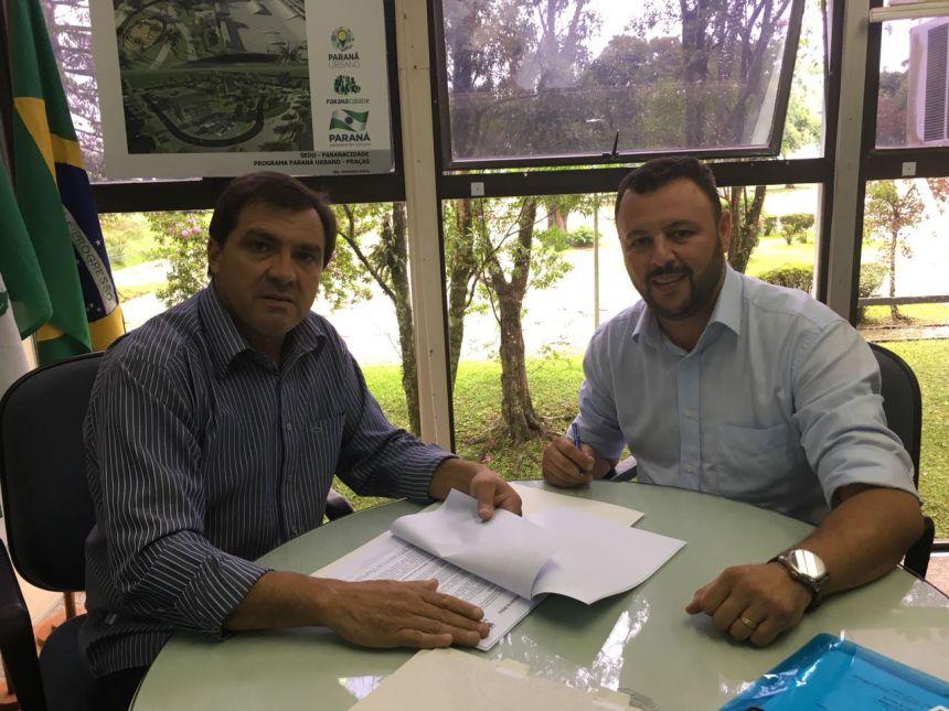 Após viagem, prefeito consegue liberação de recursos para Araruna