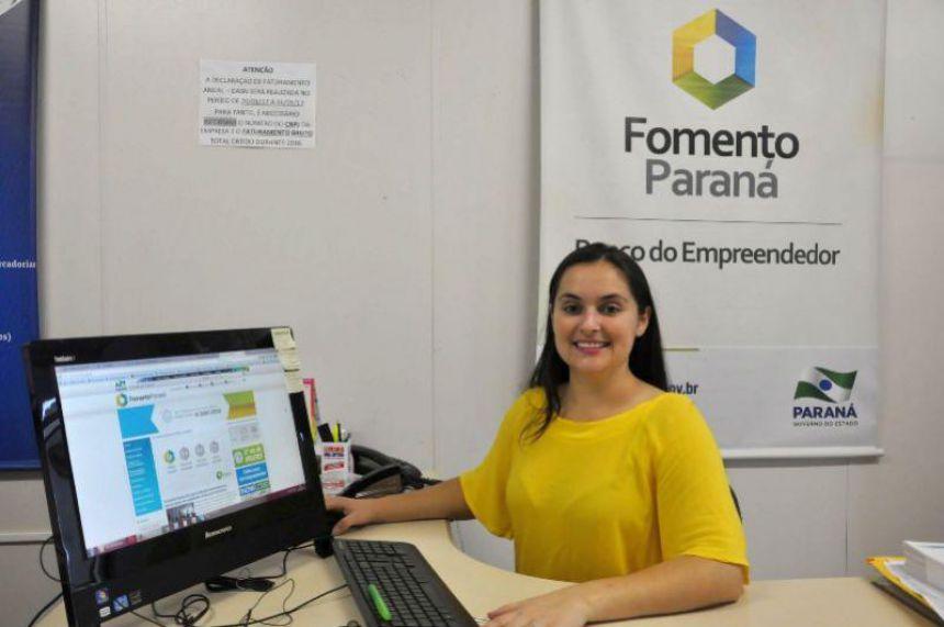 Microempreendedores têm acesso a crédito fácil por meio da Fomento Paraná